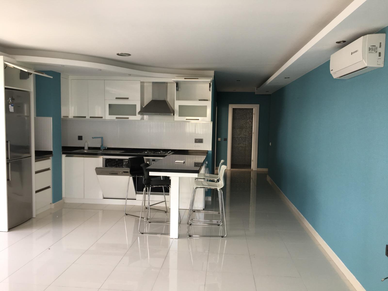 Квартира 1+1 в современном комплексе, Аланья, Турция