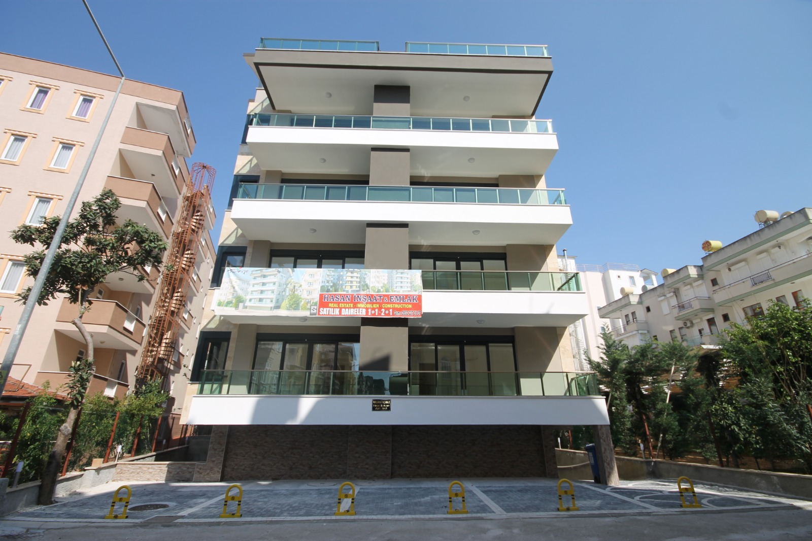 Квартира 1+1 в центре Аланьи