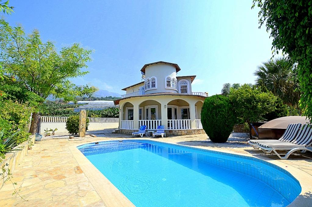 Вилла в Махмутларе, Аланья, Турция