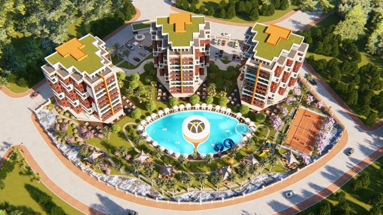 «Yıldırım de lux»- Авсаллар, Аланья, Турция