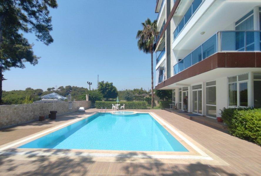 Прекрасная квартира — Авсаллар, Аланья, Турция
