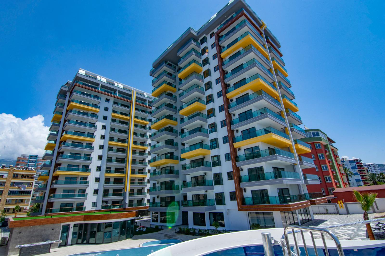 Квартира 2+1 в комплексе »Euro 20 Residence»