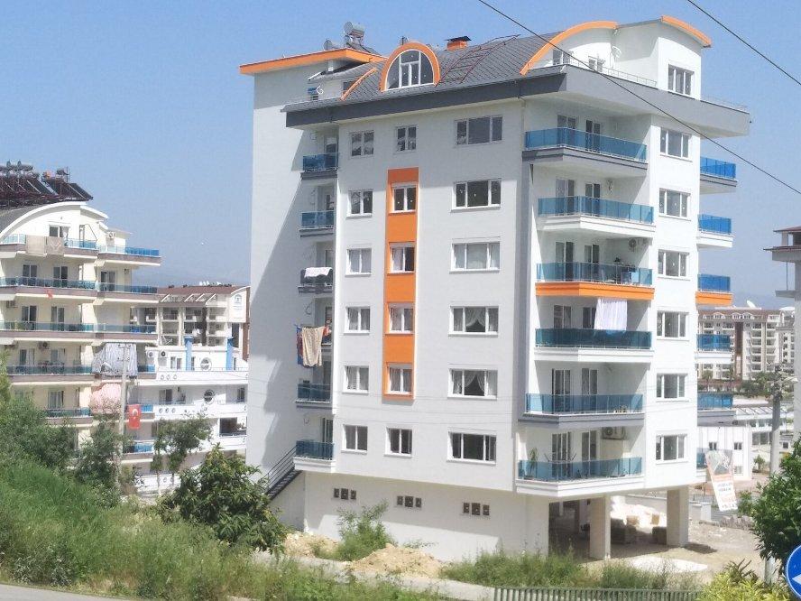 Новая квартира в центре — Авсаллар, Аланья, Турция