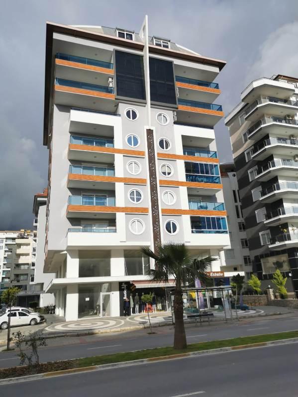 Квартира 2+1 — Махмутлар, Аланья, Турция
