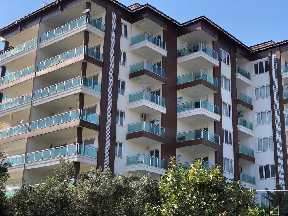 Отличная квартира с видом на море — Авсаллар, Аланья, Турция
