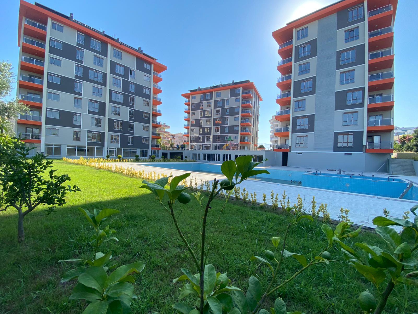 «MARİNE 84 residence»- Авсаллар