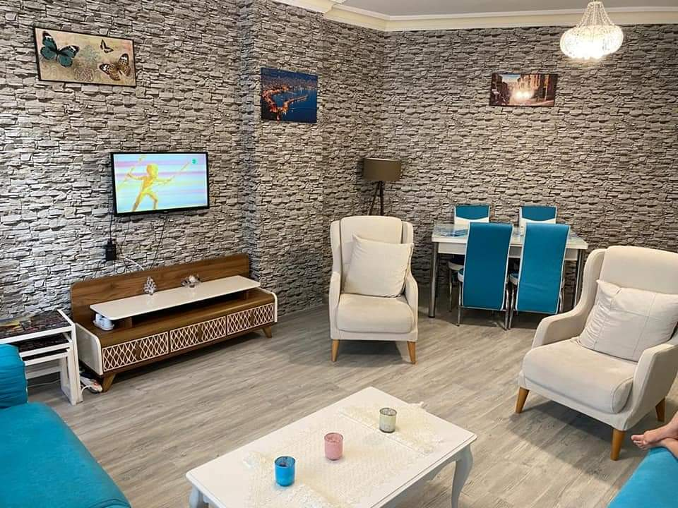 Недорогая квартира 2+1 в районе Махмутлар, Аланья, Турция