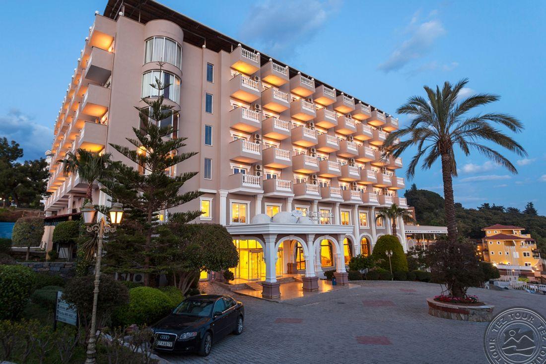 «Orient Hotel & Residence» — Кестель, Аланья, Турция