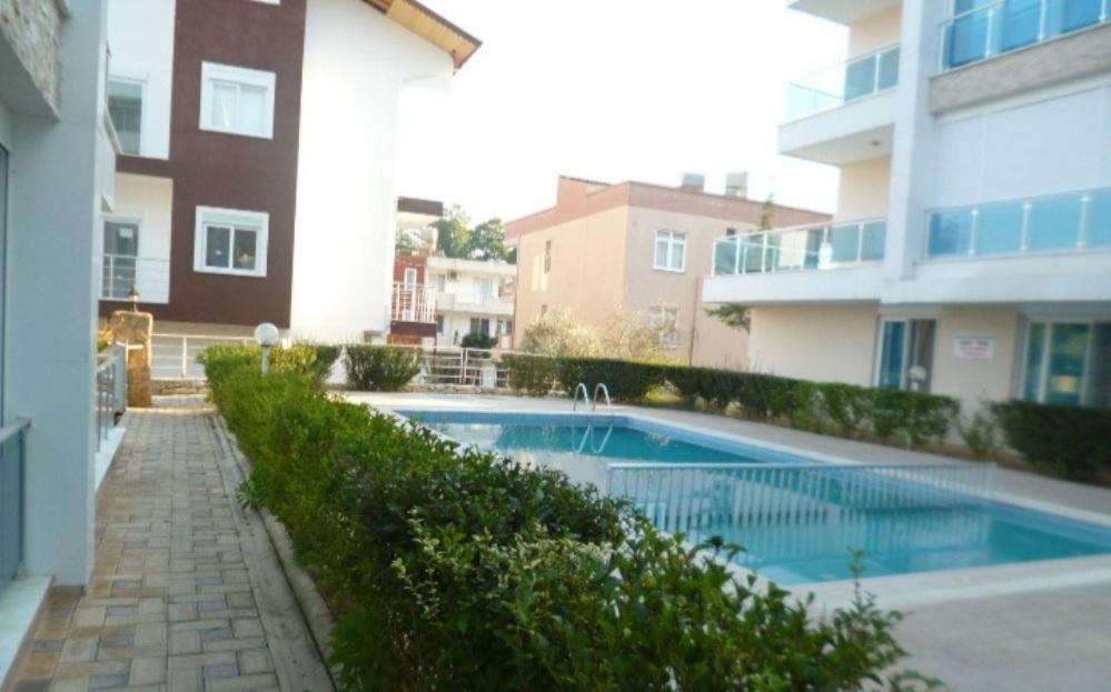Квартира с одной спальней — Авсаллар, Аланья, Турция