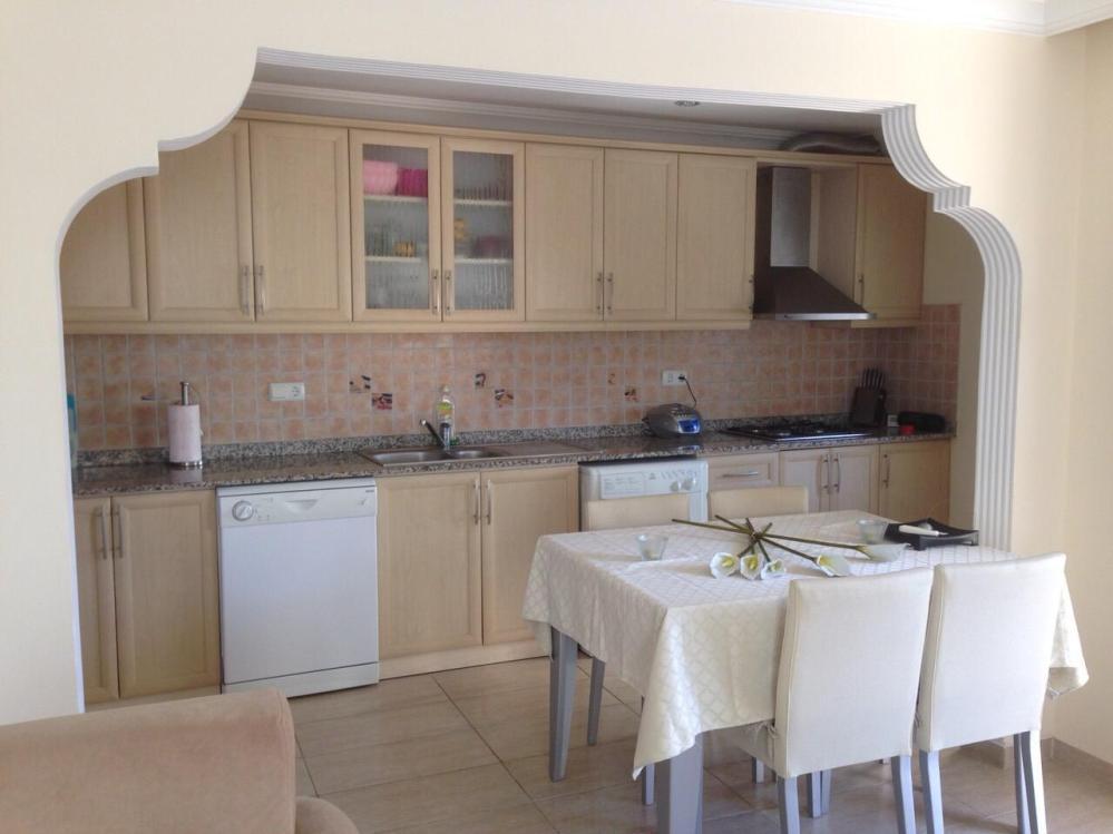 Квартира 2+1 — Алания, центр, Турция